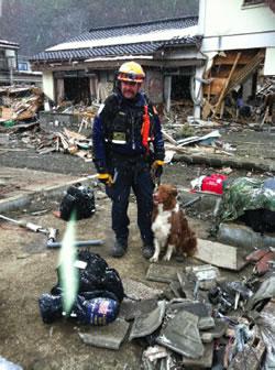 Hunter & Bill Monahan in Japan