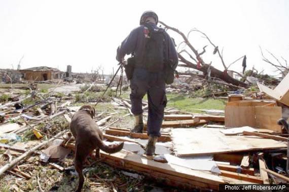 Tornado in Joplin, Missouri