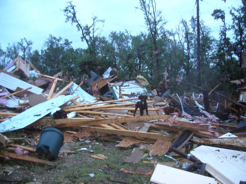 Granbury TX devastation
