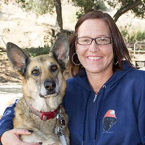 SDF Canine Care Specialist Jenn