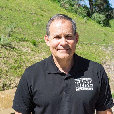 SDF Board Chair Michael Antonucci