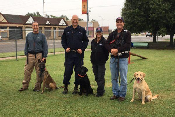 SDF Oklahoma City Training